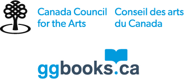 Canada Council for the Arts logo for ggbooks.ca