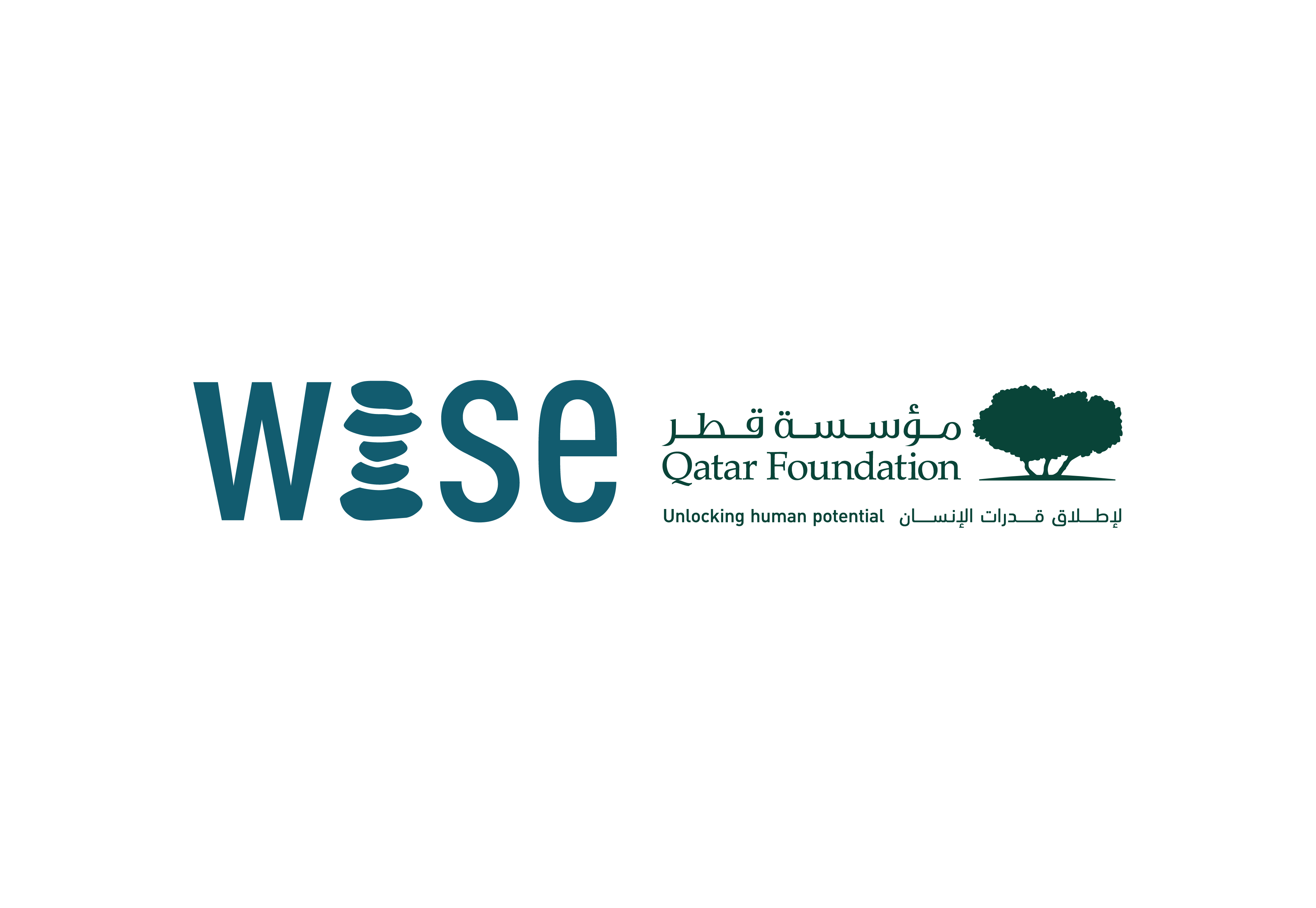 Wise Qatar Foundation logo